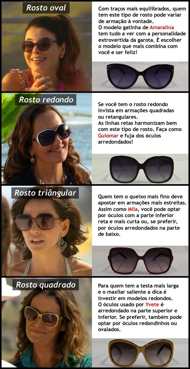oculos flor do caribe (Foto: Flor do Caribe / TV Globo)