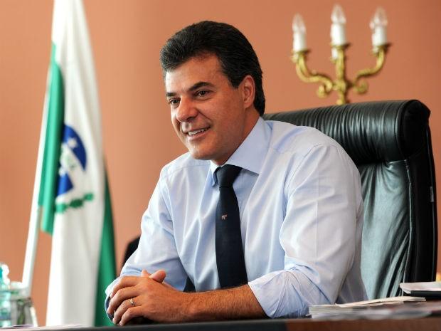 Beto Richa (PSDB) assume o segundo mandato nesta quinta-feira (1º) (Foto: Divulgação/ ANPr)