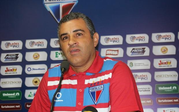 Marcelo Chamusca é o novo técnico do Fortaleza (Foto: Fortaleza/Divulgação)