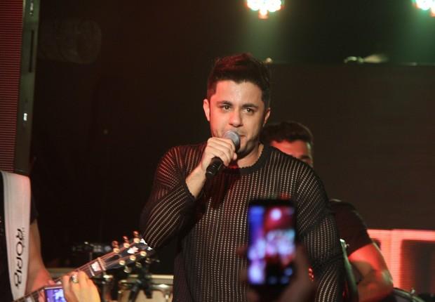 Cristiano Araújo (Foto: Thiago Duran/AgNews)