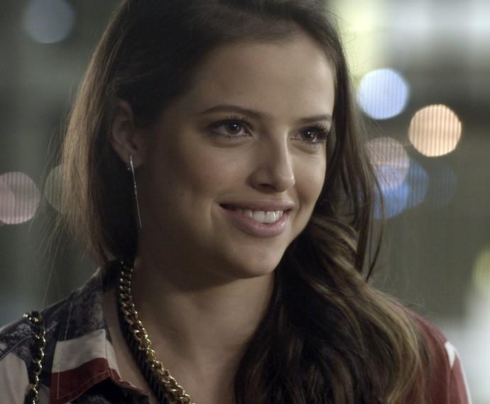 Giovanna diz que vai para a orgia (Foto: TV Globo)