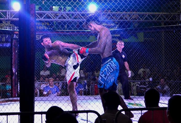 It's Time Combat 4 MMA Manaus (Foto: Emanuel Mendes Siqueira/Sejel)
