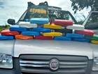 Polícia prende suspeito com 20 tabletes de droga em rodovia de MT
