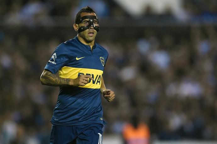 Tevez, Boca Juniors (Foto: EFE/Juan Ignacio Roncoroni)