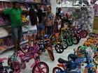 Consumidor de SC deve gastar em média R$ 177 com Dia das Crianças