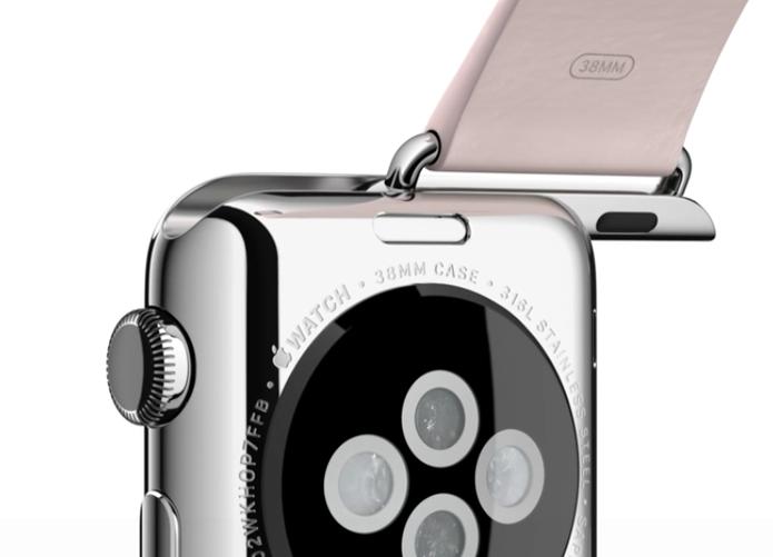 06fe78fd154 Há várias pulseiras do Apple Watch para escolher (Foto  Reprodução Apple)