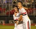 Com Rogério Ceni presente, sub-20 do São Paulo vence Bahia no Morumbi