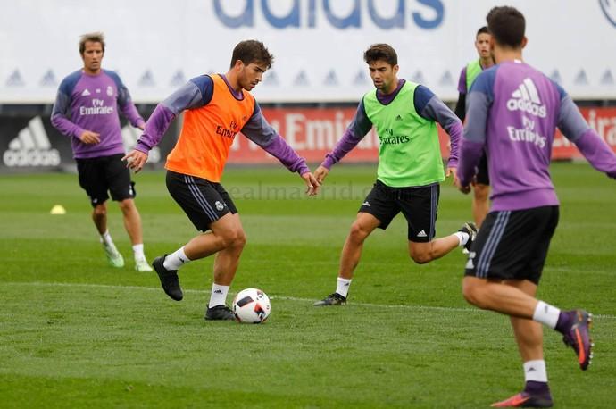 Lucas Silva Real Madrid (Foto: realmadrid.com)