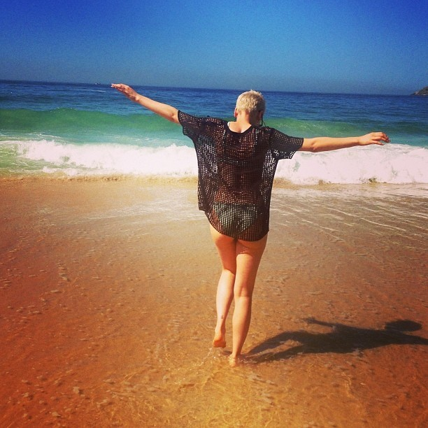 Jessie J (Foto: Instagram/ Reprodução)