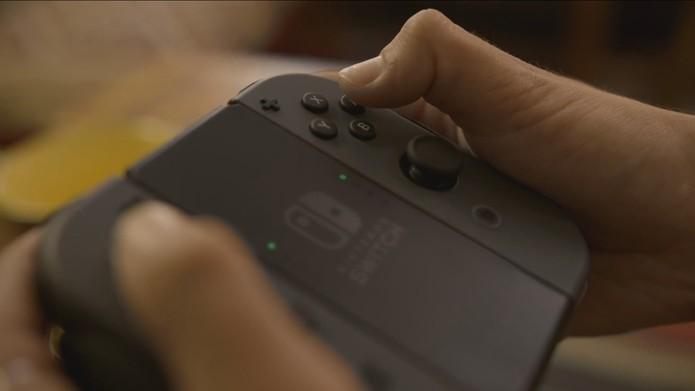 Nintendo Switch  (Foto: Reprodução/Nintendo )