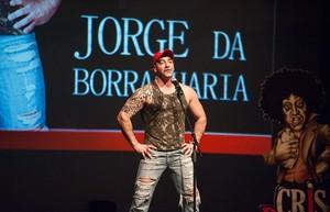 Cris Pereira Mistura com Rodaika Jorge da Borracharia (Foto: Edu Defferrari/Divulgação)