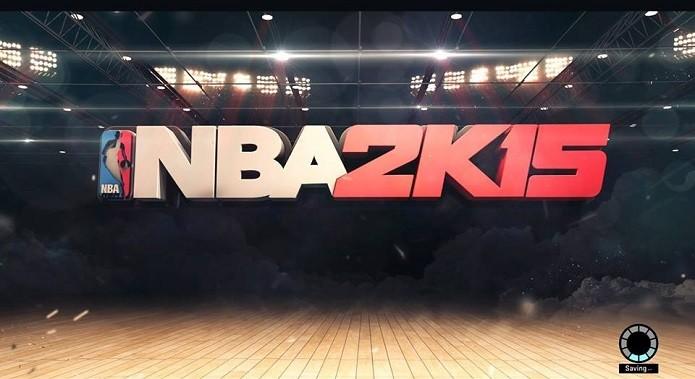 NBA 2K15 tem ótimos gráficos e jogabilidade (Foto: Reprodução/Thiago Barros)
