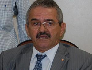Promotor do Cidadão, Valberto Lira (Foto: Renata Vasconcellos)