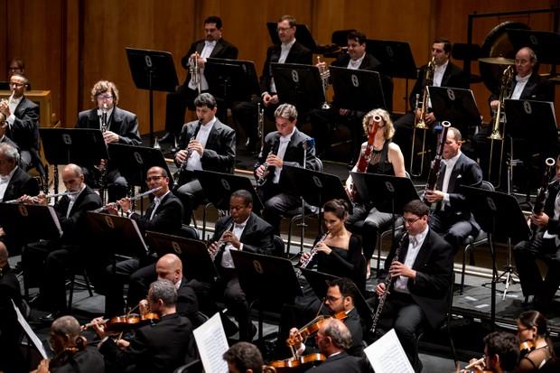 Orquestra Sinfônica Petrobrás (Foto: Luiza Reis/Divulgação)