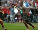 Roberto Mancini diz que Balotelli não pode seguir os passos de Adriano