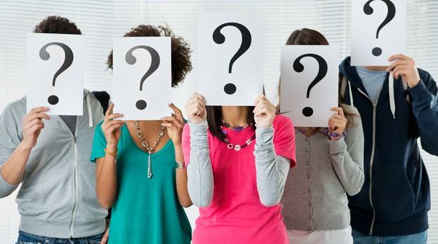 dúvida_questionamento_interrogação (Foto: Shutterstock)