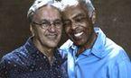 20 imagens da amizade de Caetano e Gil