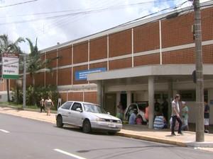 Santa Casa de São Carlos (Foto: Reprodução/ EPTV)
