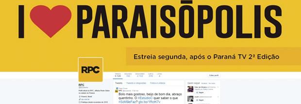 Twitter RPC (Foto: Divulgação)