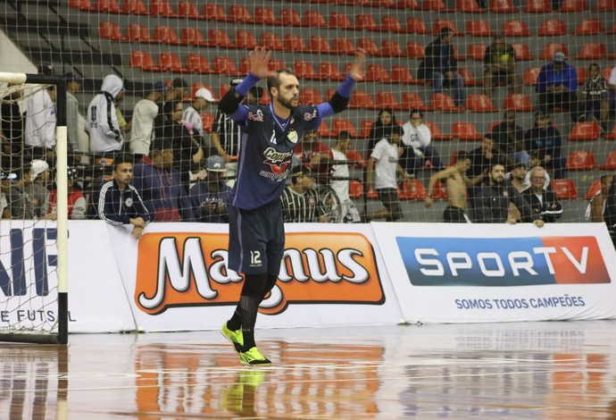 Baranha Corinthians x Marechal Rondon LNF (Foto: Yuri Gomes/Elite Comunicação)