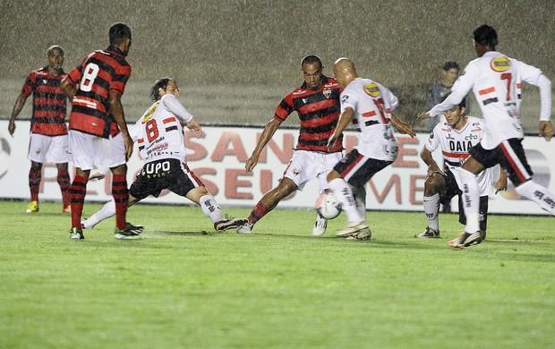 Atlético-GO x Anápolis Goianão 2013 (Foto: O Popular)