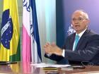 Hartung analisa 1 ano de governo e fala de crise econômica e Rio Doce