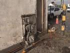 Cofre de posto de combustíveis é explodido em Porto Seco Pirajá