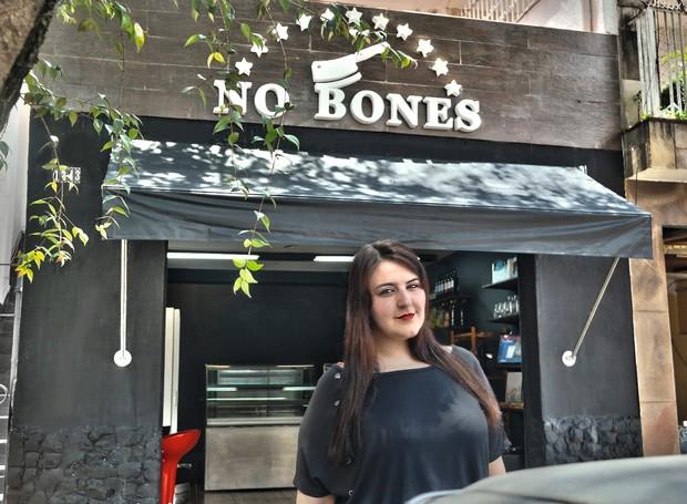 A chef Marcella Izzo, do No Bones (Foto: Divulgação)