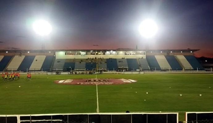 Estádio Augusto Schmidt (Foto: Divulgação/Rio Claro)