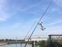 Jogos do Mundo: Fierljeppen é o salto com vara mais radical do planeta