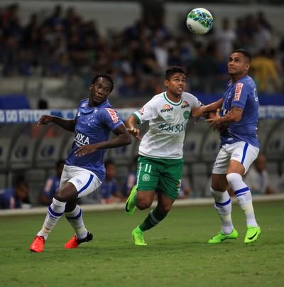 Cruzeiro X Chapecoense Primeira Liga (Foto: Sirli Freitas/Chapecoense)