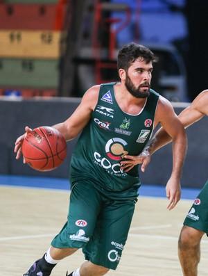 Bauru Basket, treino, Gegê, Valtinho (Foto: Caio Casagrande / Bauru Basket)