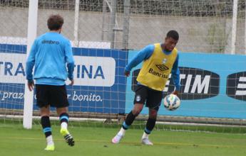 Grêmio empresta lateral-esquerdo joia da base ao Joinville até o final do ano