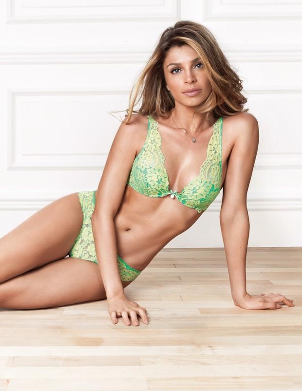 939e77594 Grazi Massafera em campanha de lingerie (Foto  Divulgação Intimissi)