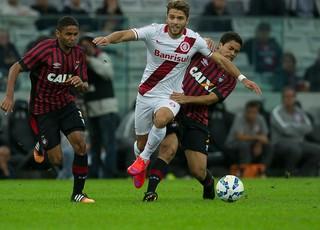 Cláudio Winck lateral-direito Inter Internacional (Foto: Alexandre Lops / Divugação Inter)