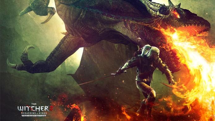 The Witcher 2: Assassins of Kings Enhanced Edition é um dos jogos grátis em janeiro na Xbox Live (Foto: Divulgação)