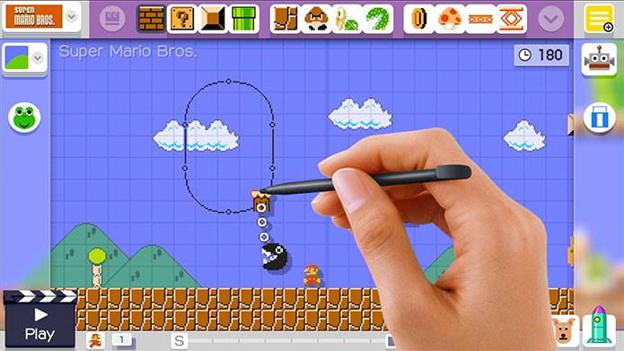Saiba destravar conteúdo e macetes de Super Mario Maker (Foto: Divulgação/Nintendo)