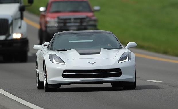 Chevrolet Corvette Stingray (Foto: Divulgação)