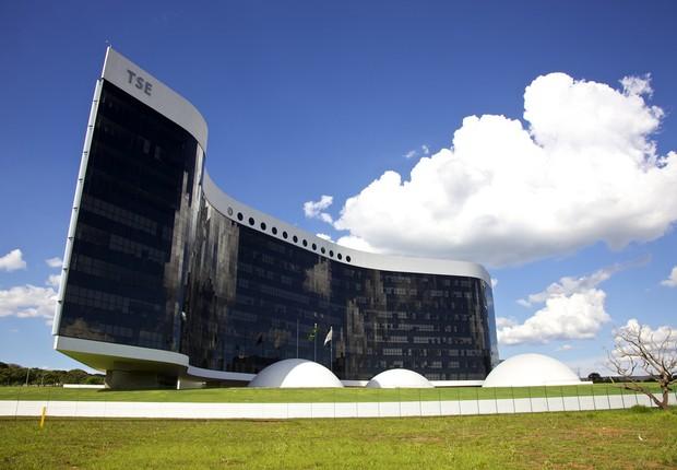 Nova sede do Tribunal Superior Eleitoral (TSE) em Brasília (Foto: Francisco Aragão/Flickr/TSE)