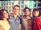 Caio Castro agradece parceiros de elenco: 'Parte da minha vida'