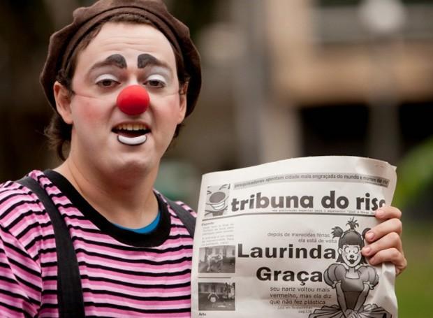 Londrina recebe o espetáculo gratuito 'Qual a graça de Laurinda?' (Foto: Divulgação)