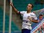 """Thiago Ribeiro evita empolgação após o gol: """"Equilíbrio para não se perder"""""""