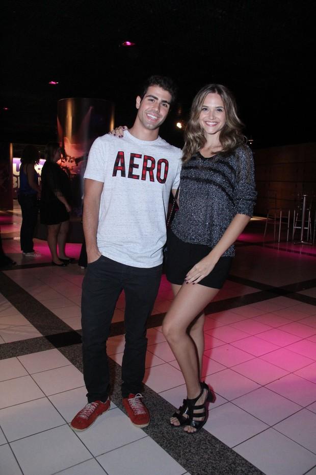 Juliana Paiva e Juliano Laham (Foto: Wallace Barbosa / AgNews)
