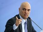 Equívoco seria membro do STF ir para o governo, diz ministro sobre Moraes