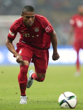 Douglas Costa Bayern (Foto: Reuters)