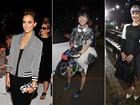 Rihanna, Paris Hilton e mais famosos esbanjam estilo nos desfiles na semana de moda de Nova York