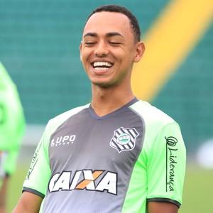 Dodô Figueirense  (Foto: Luiz Henrique/Figueirense FC)