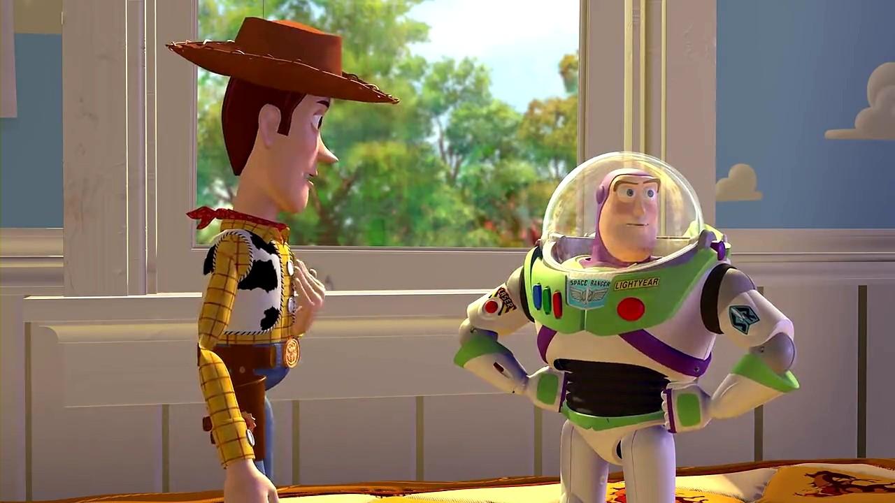 Toy Story (1995) (Foto: Divulgao)