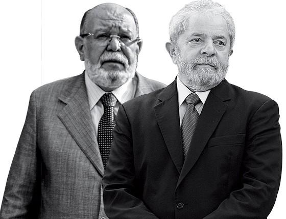 O ex-diretor da OAS Léo Pinheiro deverá dar detalhes sobre imóveis ligados a Lula (Foto: Fotos: Rafael Arbex/Estadão Conteúdo e Juan Naharro Gimenez/Getty Images)