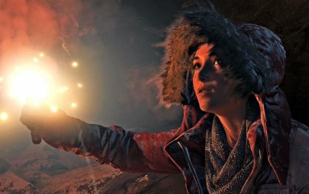 'Rise of the Tomb Raider' confirma Lara Croft como personagem mulher mais importante dos videogames (Foto: Divulgação/Microsoft)